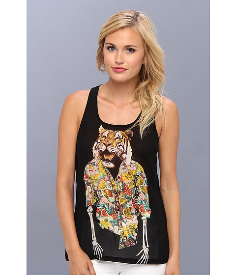 Volcom - Escape Tank (Black) Women