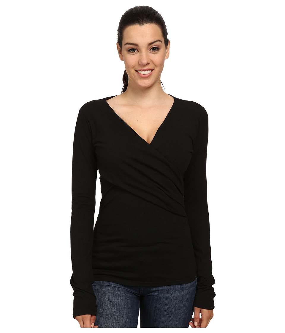 FIG Clothing - Oki Island Top (Black) Women