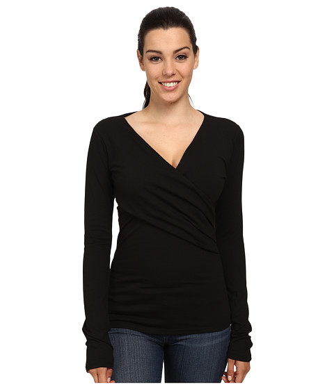 FIG Clothing - Oki Island Top (Black) Women's Clothing