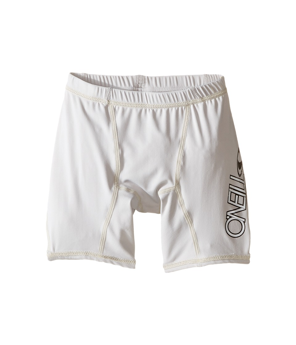 O'Neill Kids - Skins Short (Little Kids/Big Kids) (Lunar) Kid's Swimwear