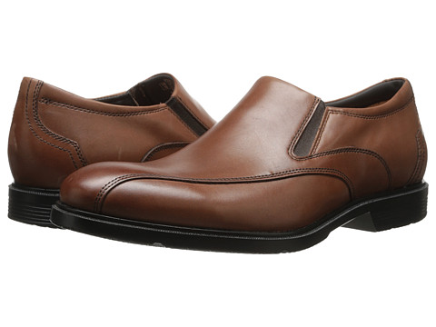 Rockport - City Smart Bike Toe Slip On (Tan II) Men