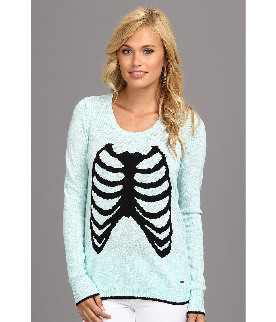 Volcom - Bad Toda Stone Sweater (Jade) Women's Sweater