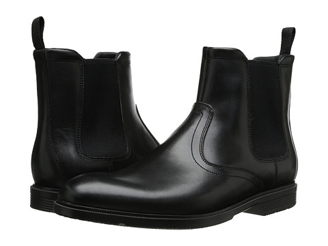 Rockport - City Smart Chelsea Boot (Black) Men's Boots