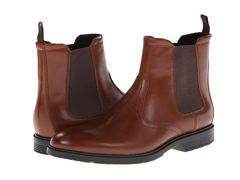 Rockport - City Smart Chelsea Boot (Tan II Leather) Men