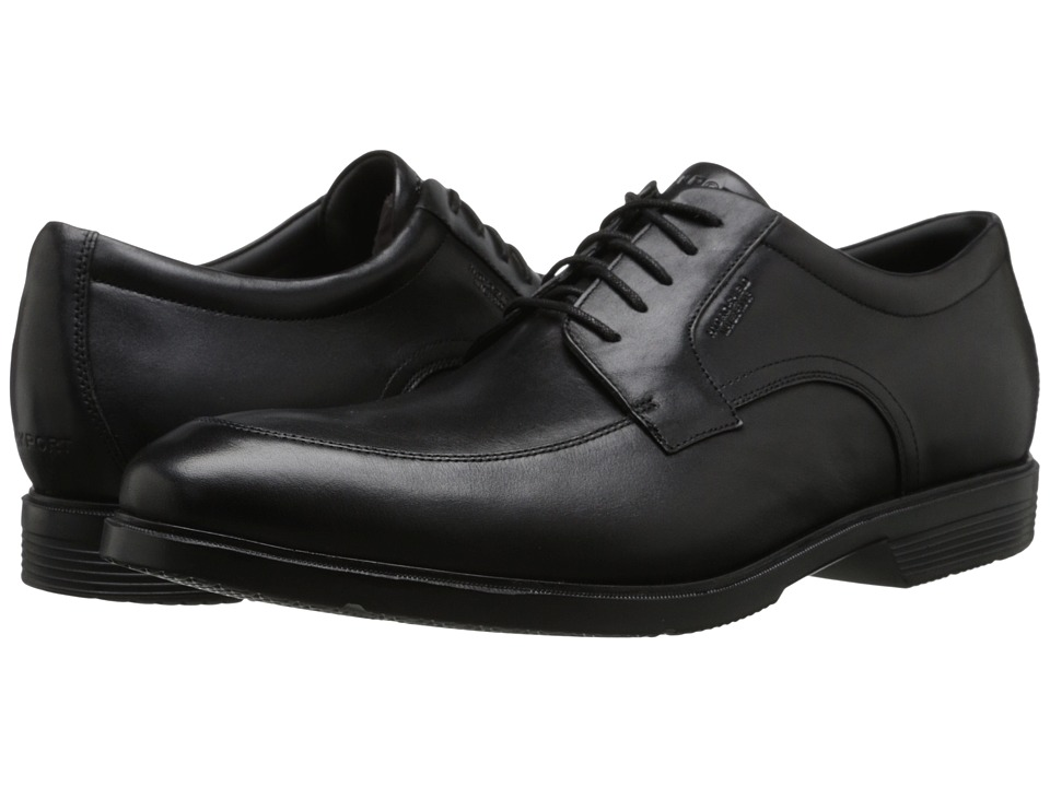 Rockport - City Smart - Waterproof Algonquin Oxford (Black Waterproof) Men's Lace up casual Shoes