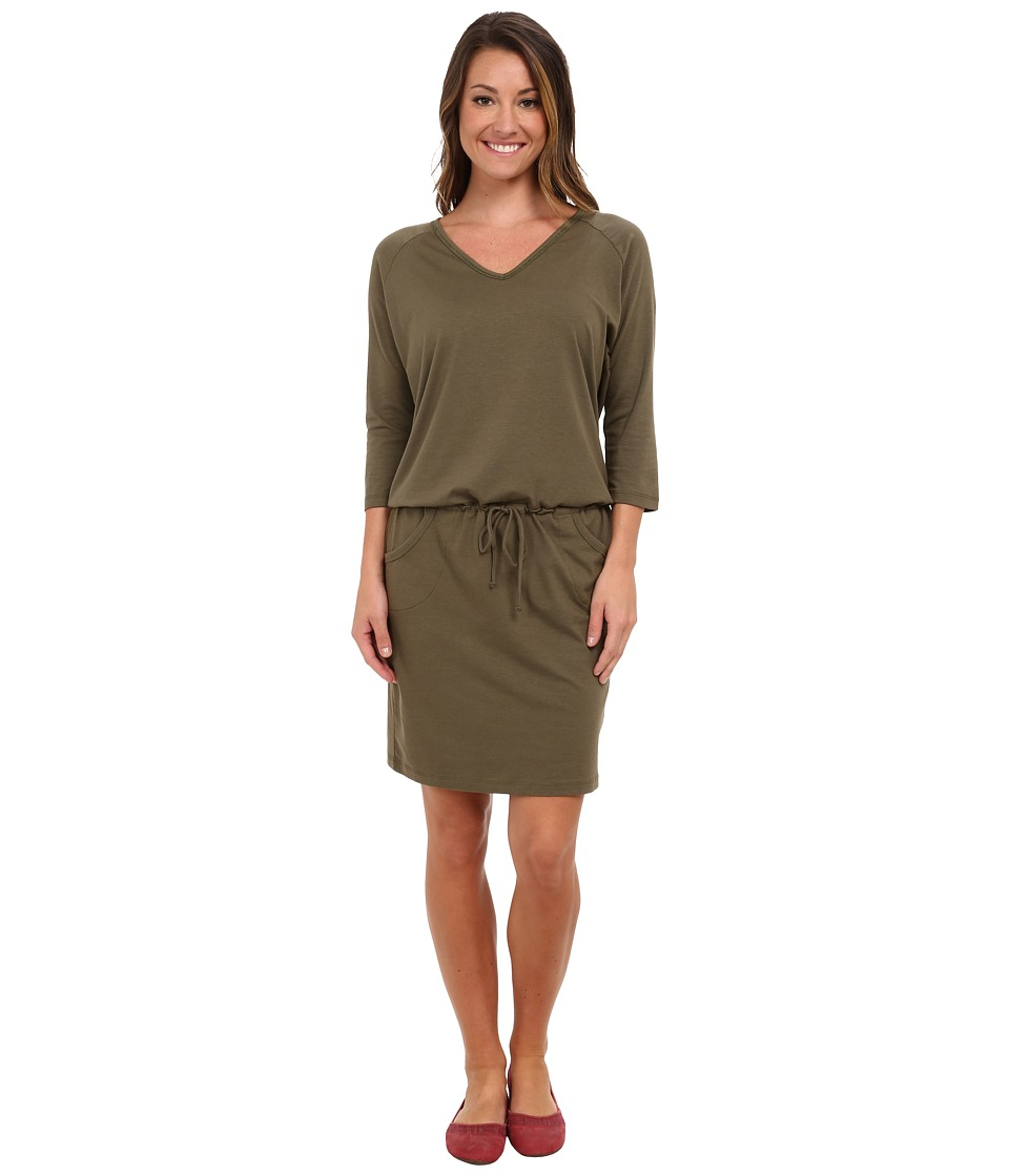 FIG Clothing - Alldays Dress (Elm) Women's Dress