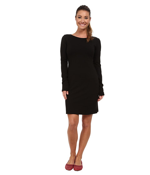 FIG Clothing - Harstad Dress (Black) Women's Dress