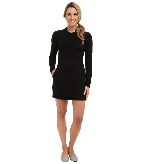 FIG Clothing - Ipiales Dress (Black) Women's Dress