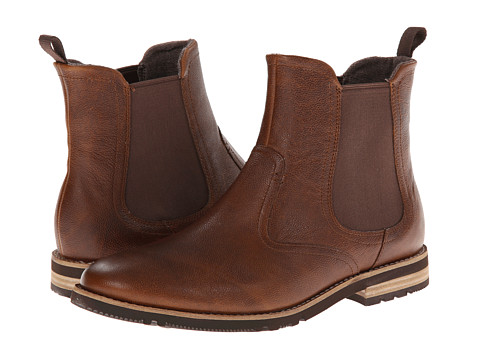 Rockport - Ledge Hill 2 Chelsea Boot (Tan Leather) Men
