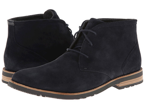 Rockport - Ledge Hill 2 Chukka Boot (Peacock Suede) Men