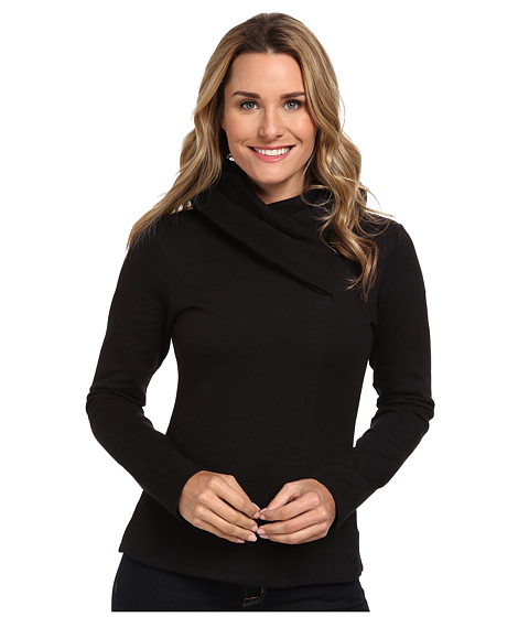 FIG Clothing - Alta Sweater (Black) Women's Sweater