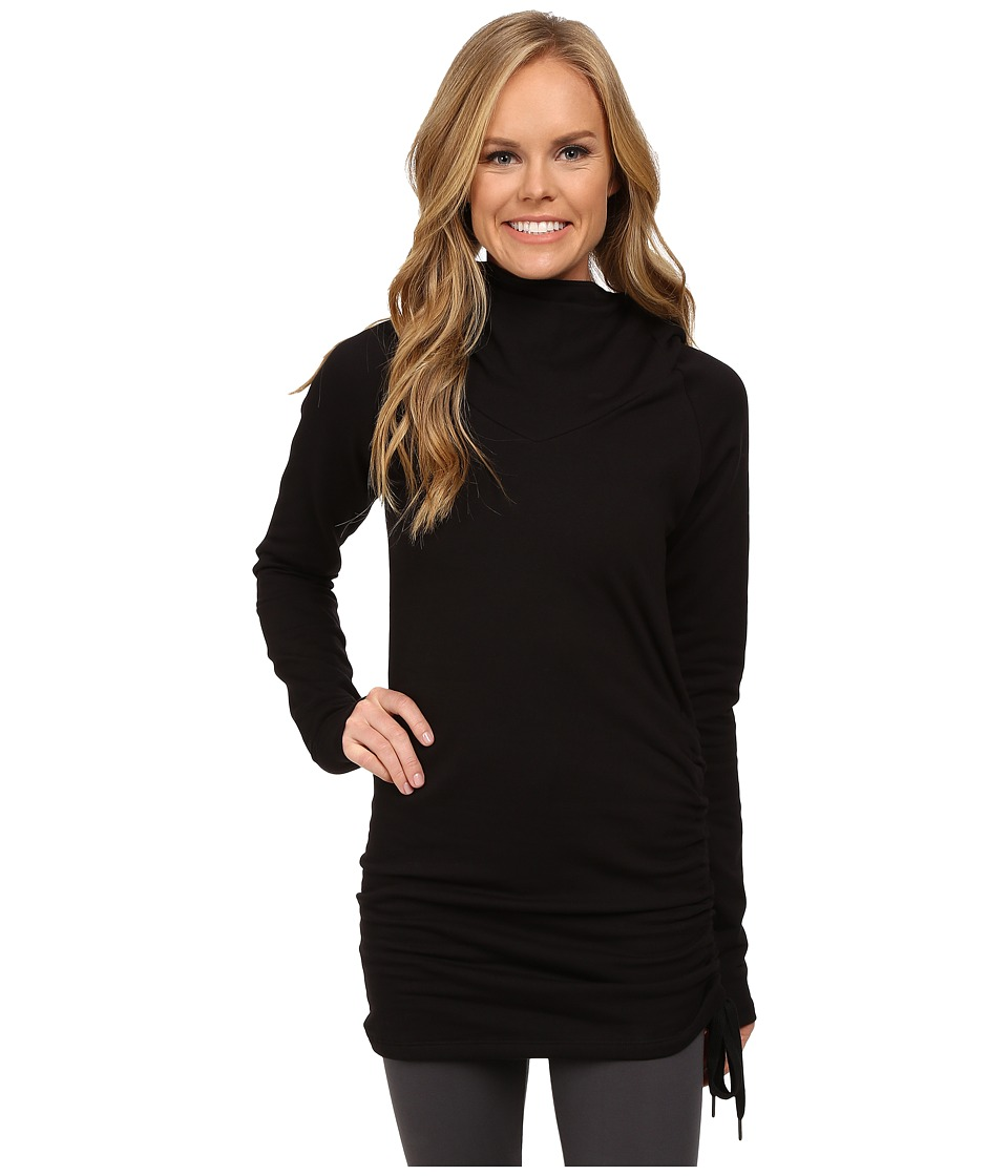 FIG Clothing - Vancouver Sweater (Black) Women's Long Sleeve Pullover