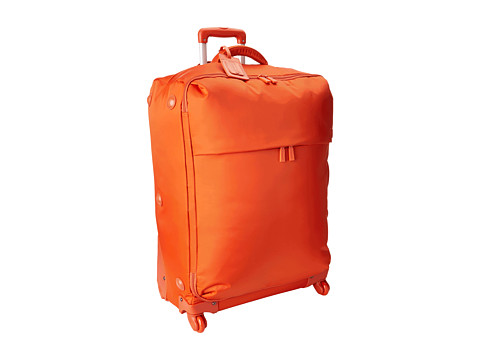 Lipault Paris - 4-Wheeled 28 Packing Case (Tangerine) Luggage