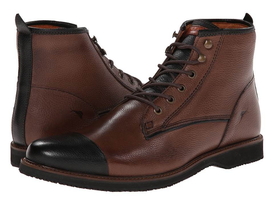 Tommy Bahama - Eden (Brown/Black) Men's Boots