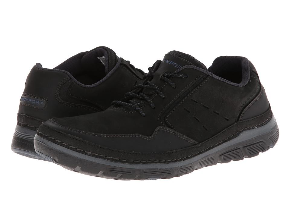 Rockport - RocSports Lite ActivFlex Mudguard Oxford (Black) Men