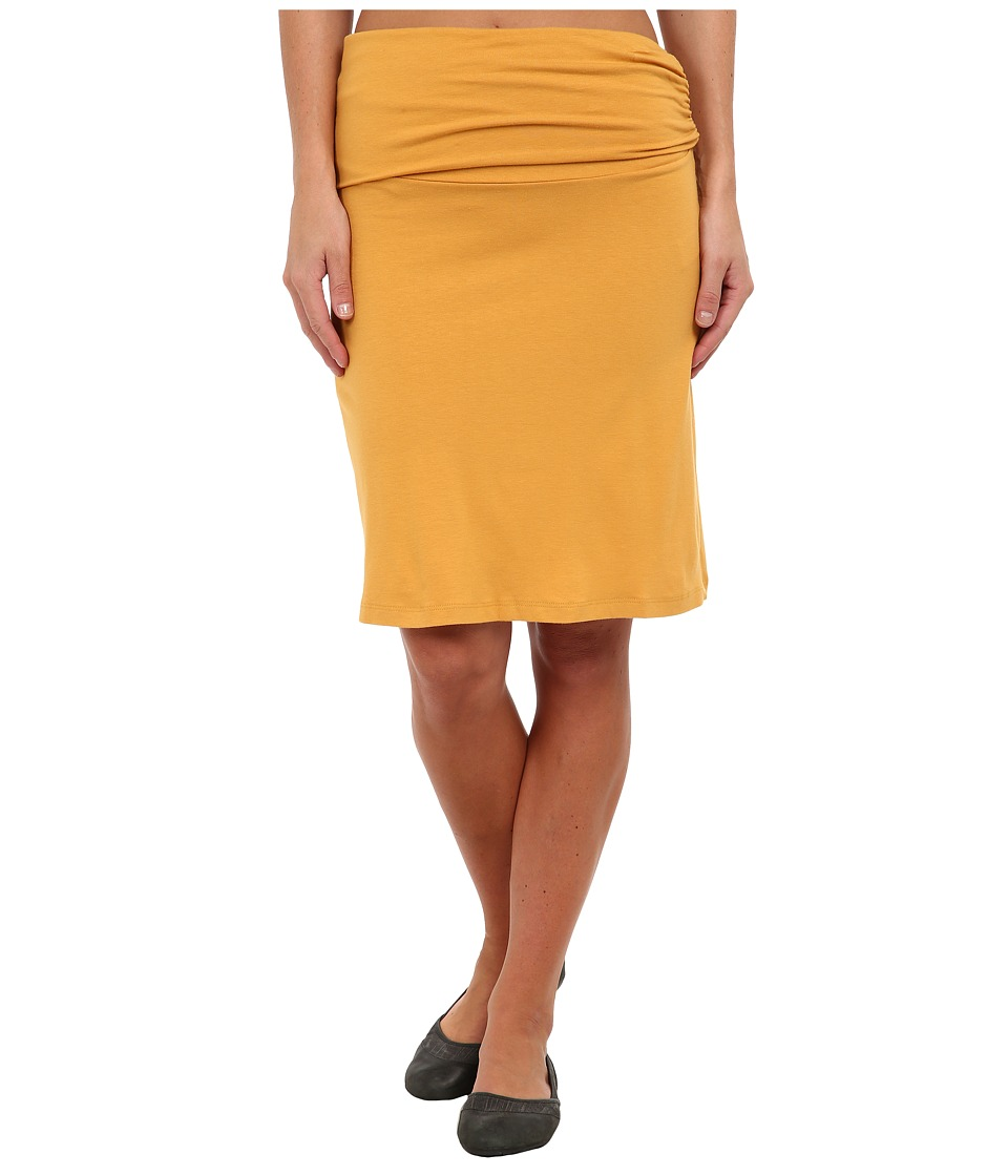 FIG Clothing - Arua Skirt (Marigold) Women's Skirt