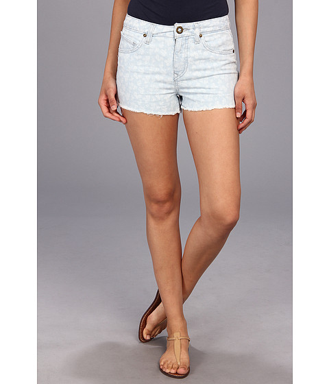 Volcom - Stix Hi-Rise Short (Dot Mess) Women's Shorts