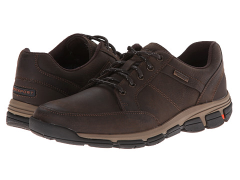 Rockport - Rocsports Lite - Es H20 Mudguard Oxford (Dark Brown) Men