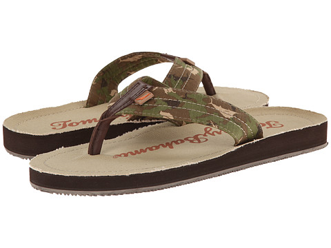 Tommy Bahama - Beach Walker (Camoflage) Men's Sandals