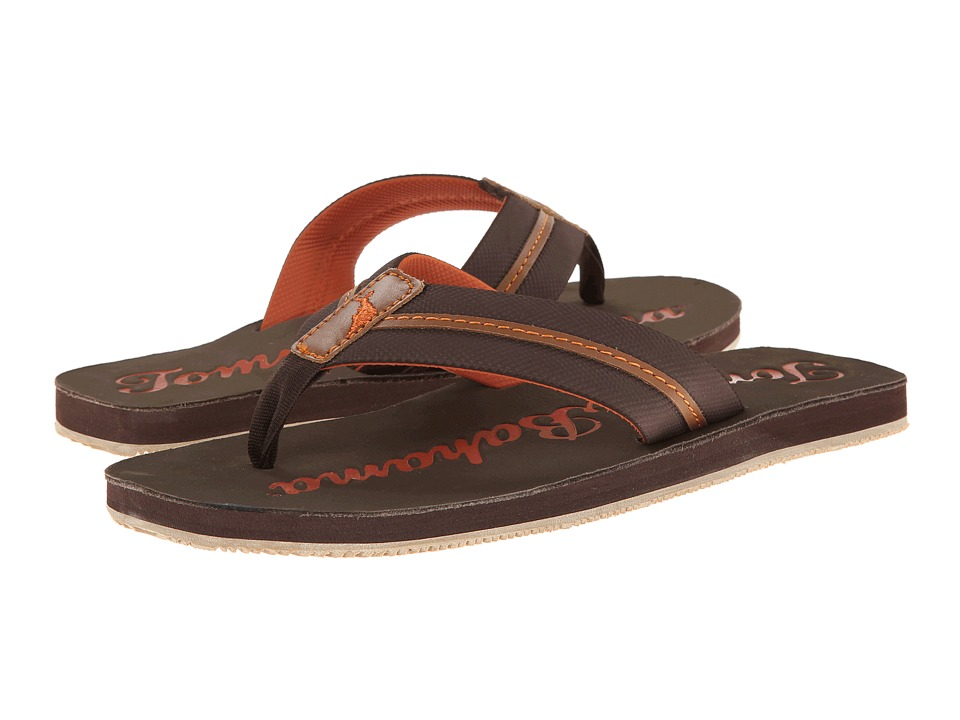 Tommy Bahama - Tahoe (Dark Brown) Men's Sandals