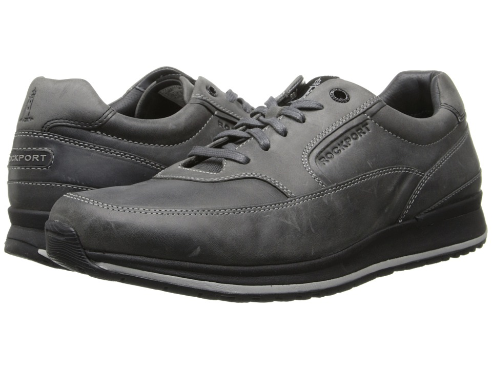 Rockport - Crafted Sport Casual Mudguard Oxford (Dark Shadow) Men's Lace up casual Shoes