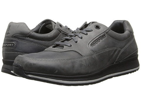 Rockport - Crafted Sport Casual Mudguard Oxford (Dark Shadow) Men
