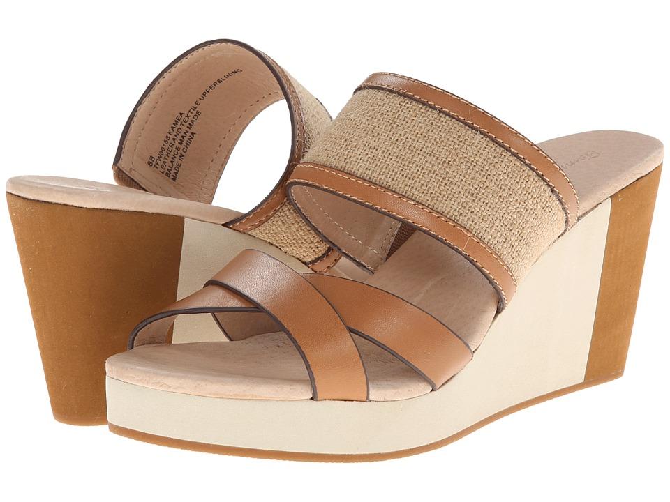 Tommy Bahama - Kamea (Wood) Women's Wedge Shoes