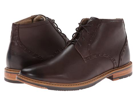 Rockport - Parker Hill Desert Boot (Coach/Dark Brown) Men's Boots