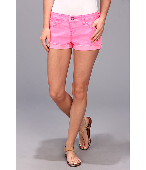 Volcom - Sound Check Short Short (Neon Pink) Women