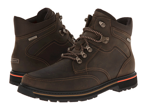 Rockport - Trailbreaker Waterproof Hiker (Tan) Men's Shoes