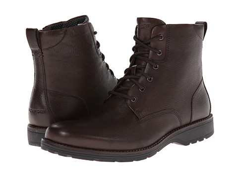 Rockport Total Motion Street Plain Toe Boot (Coach) Men's Boots