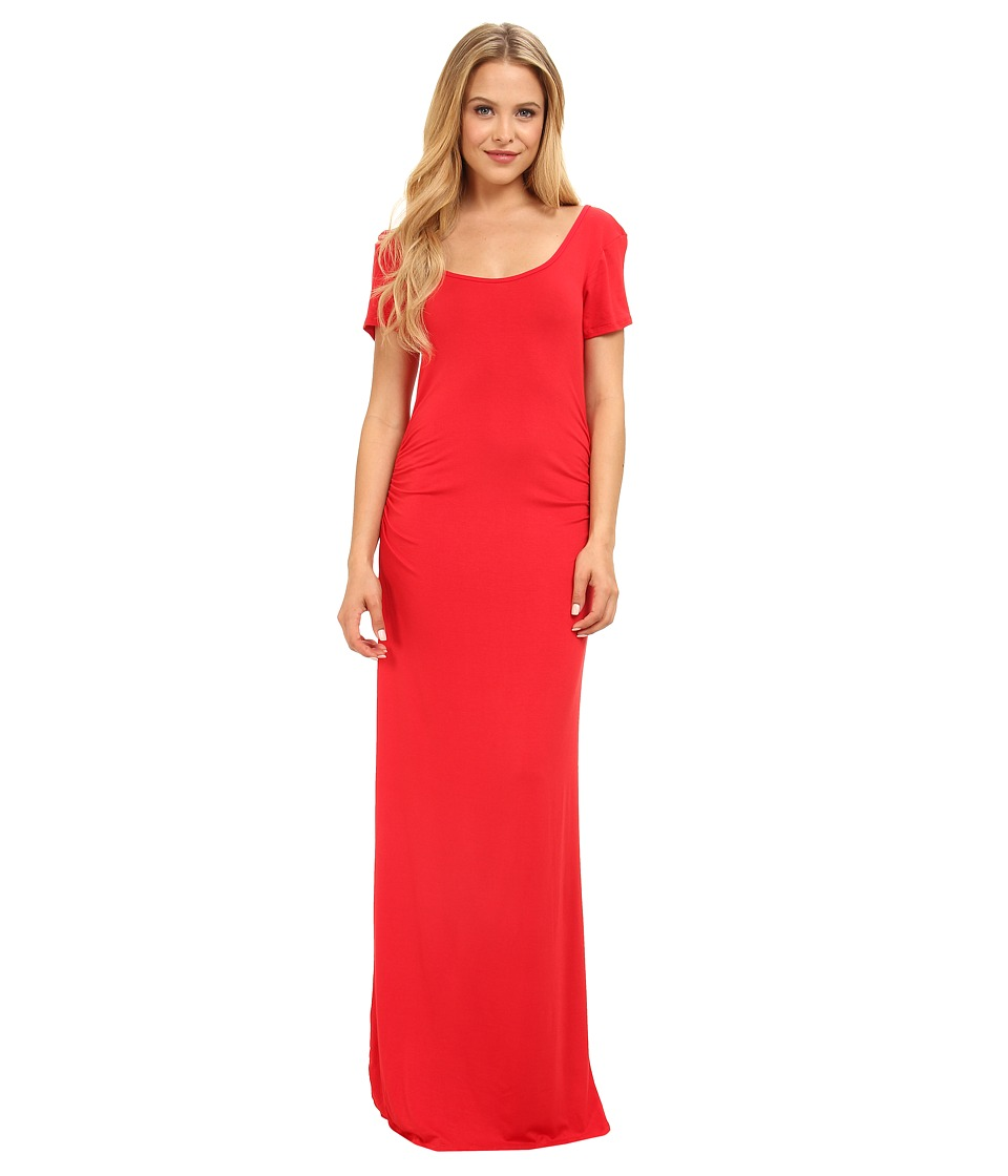 Christin Michaels - Bolinda Maxi Dress (Red) Women's Dress