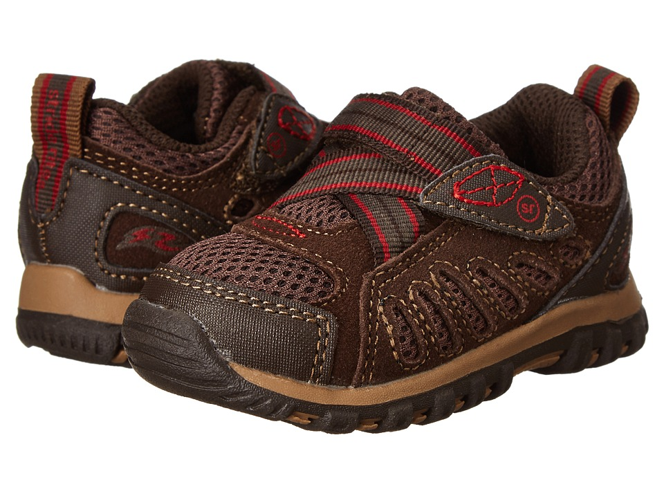 Stride Rite - Osmond (Toddler) (Brown) Boy's Shoes