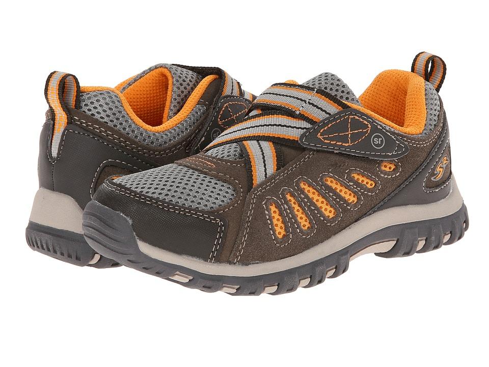 Stride Rite - Osmond (Little Kid) (Grey) Boy's Shoes