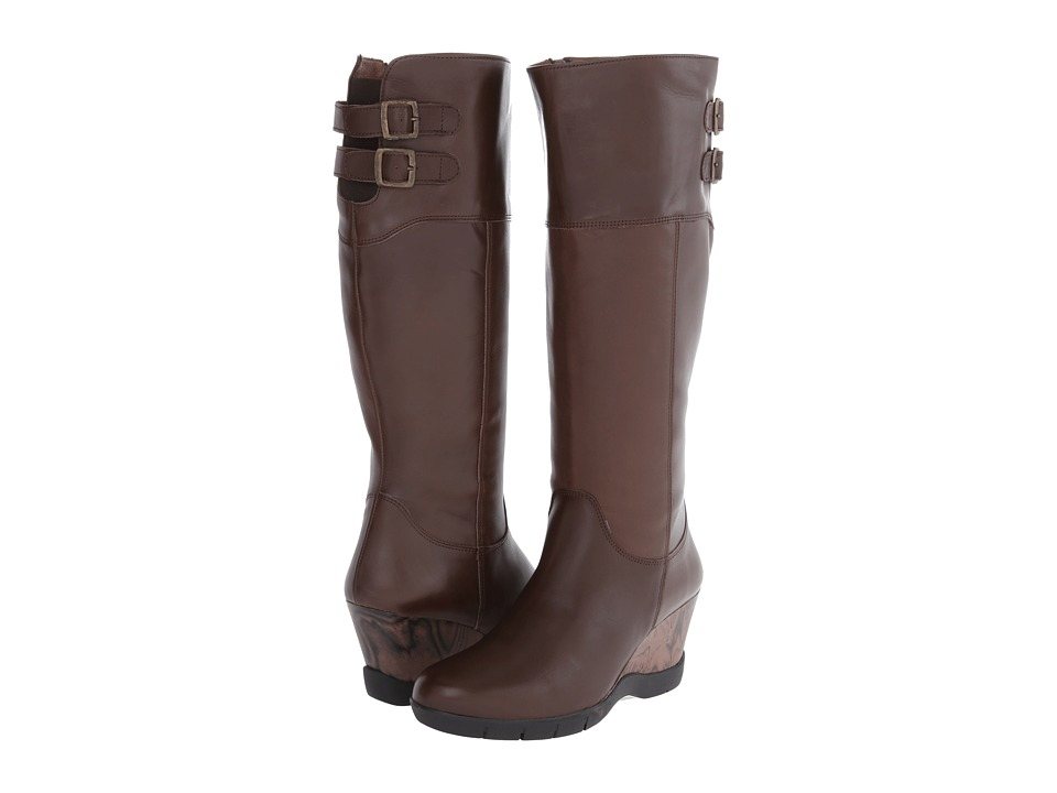 Sanita - Mallory (Brown) Women's Pull-on Boots
