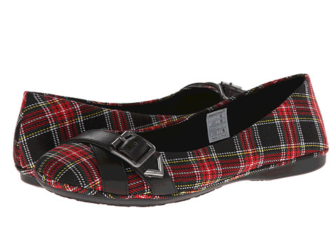 Rocket Dog - Russel (Black Sweet Tart) Women's Slip on Shoes