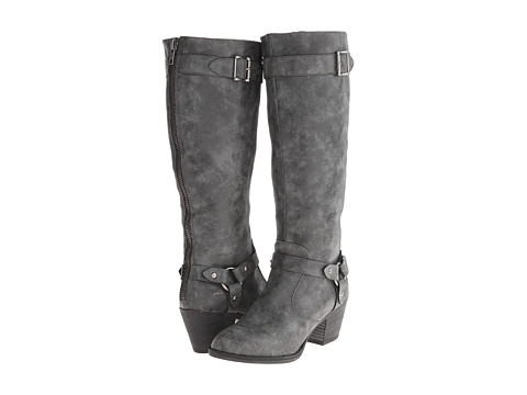 Rocket Dog - Sebastian (Charcoal Mclaren) Women's Boots