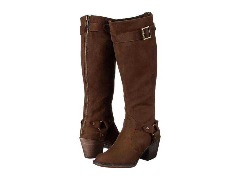 Rocket Dog - Sebastian (Brown Burnie) Women's Boots