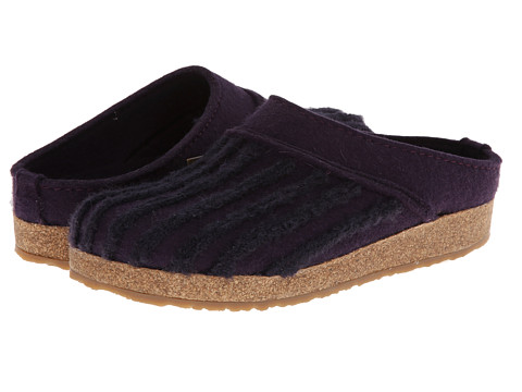Haflinger - Moments (Eggplant) Women's Slippers