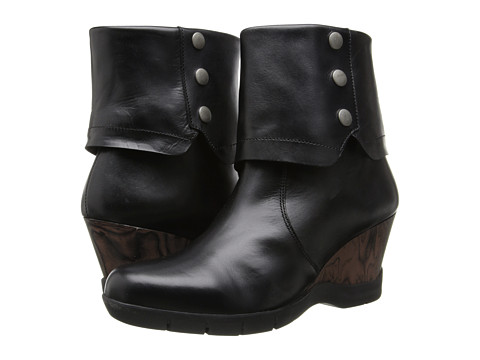 Sanita - Maddox (Black) Women's Boots