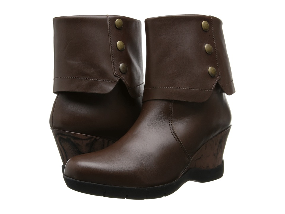 Sanita - Maddox (Brown) Women's Boots
