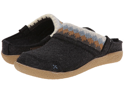 Haflinger - Norway (Charcoal) Women's Slippers