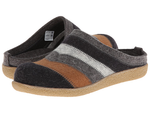 Haflinger - Valley (Grey) Women's Slippers