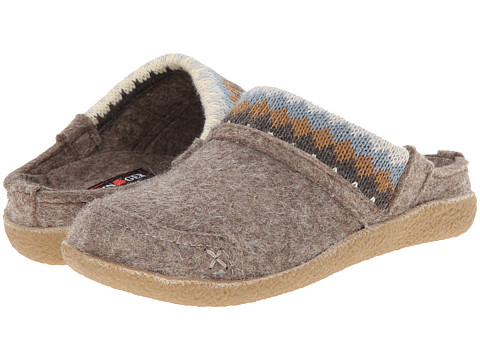 Haflinger - Norway (Earth) Women's Slippers