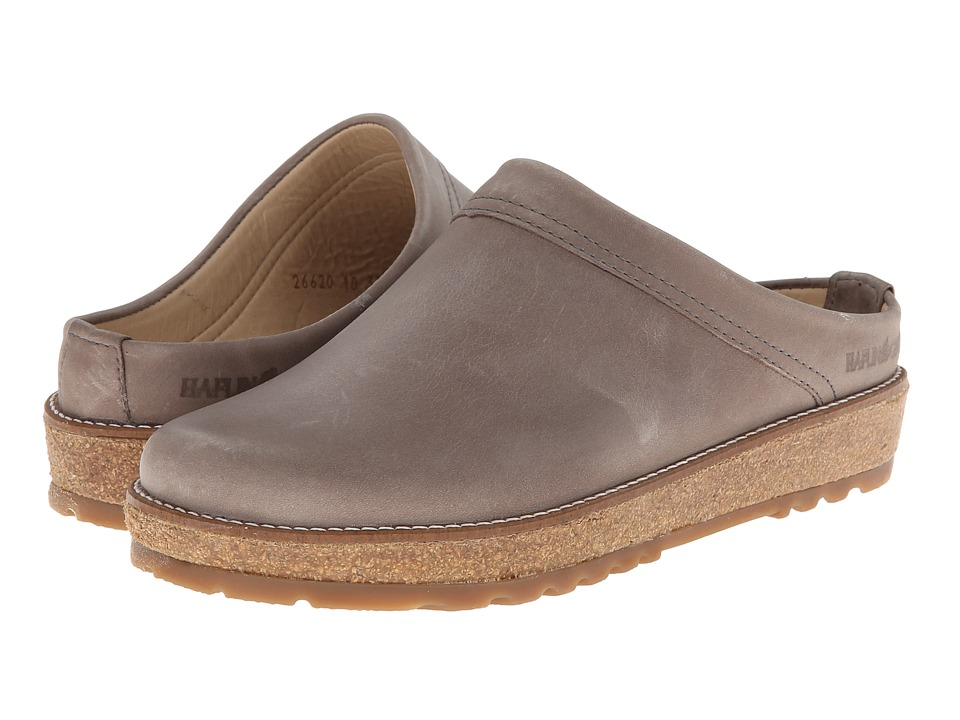 Haflinger - View (Grey) Slippers