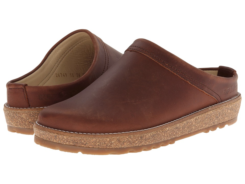 Haflinger - View (Brown) Slippers
