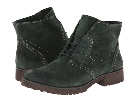 Naturalizer - Endellion (Tartar Green Suede) Women's Boots