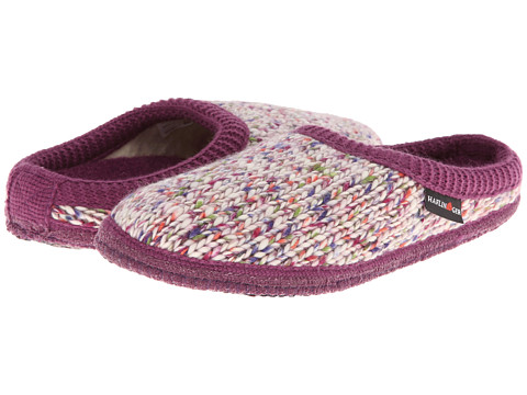 Haflinger - Meadow (Purple) Women's Slippers
