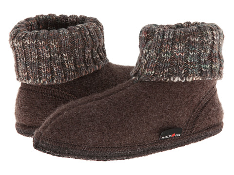 Haflinger - Misty (Brown) Women's Slippers