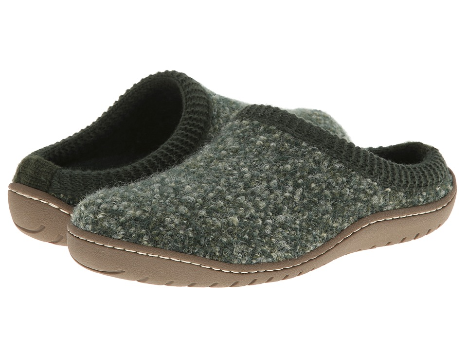 Haflinger - Power (Green) Slippers